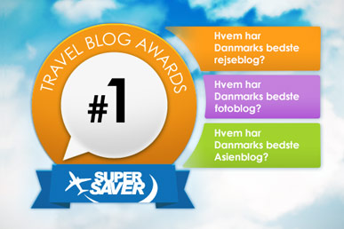 travel blog awards